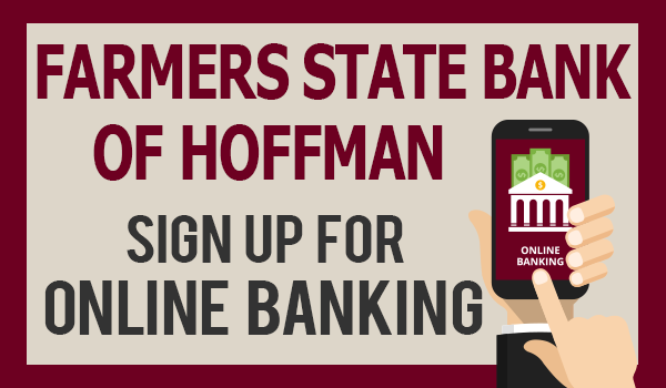 Click Here to Sign Up for Online Banking!