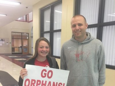 Orphans Signs
